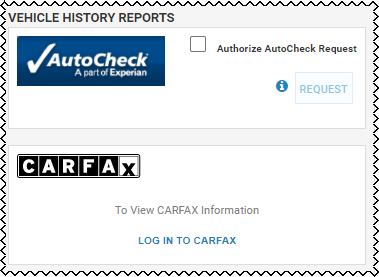 Autocheck Vs Carfax >> Request Autocheck Or Carfax Report